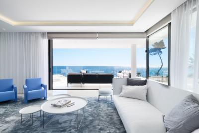 Appartement exclusif à vendre à côté de la mer Méditerra...