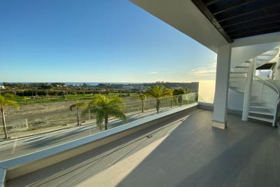 Cancelada, New Golden Mile, Estepona Helt ny penthouse, ...