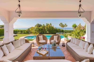 Villa en vente à Sierra Blanca (Marbella)